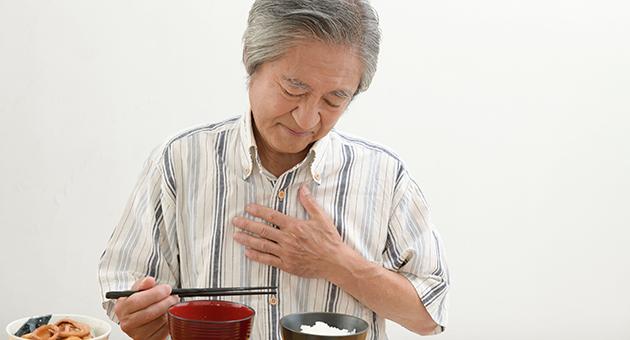 摂食嚥下障害
